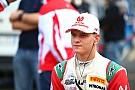 Formula 4 米克•舒马赫屈居意大利F4年度亚军