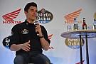 No Brasil, Márquez reforça que não idolatra mais Rossi