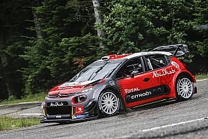 WRC News WRC 2017: Sebastien Loeb will weitere Tests mit Citroen durchführen