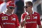 В Ferrari намекнули на продление контрактов с Феттелем и Райкконеном