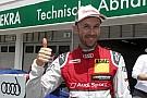DTM Championnat - René Rast prend les commandes