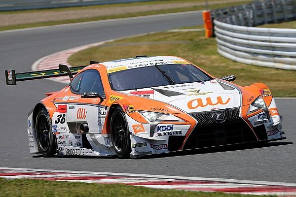 Super GT Super GT Autopolis: Rossiter - Nakajima raih kemenangan untuk tim TOM'S