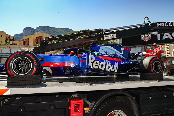 Formula 1 Breaking news Bos Toro Rosso kritik gaya membalap Perez