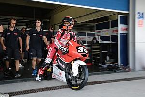 CEV Preview Andi Gilang bakal beraksi di sirkuit MotoGP
