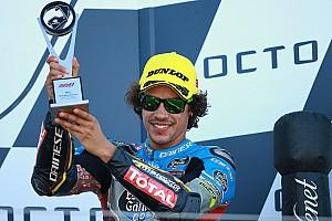 Moto2 Reactions Alami masalah, Morbidelli pilih amankan podium