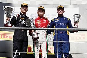 FIA F2 Reporte de la carrera Leclerc regresa a la victoria en Spa-Francorchamps