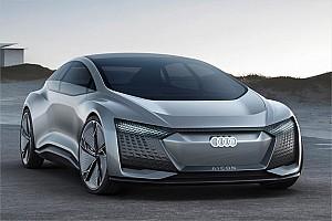 Automotive News Designstudie