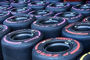 Fórmula 1 Noticias Elección de los neumáticos para el Gran Premio de los Estados Unidos