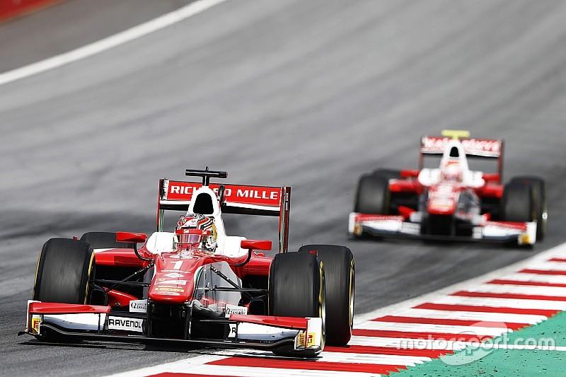 Провідна команда Формули 2 назвала умову переходу до Ф1