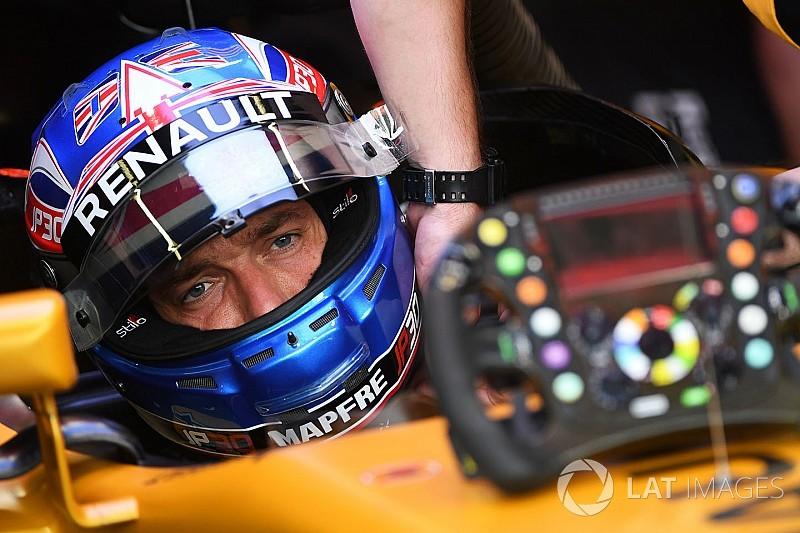 """Renault: Palmer merece estar en una categoría """"de primer nivel"""""""