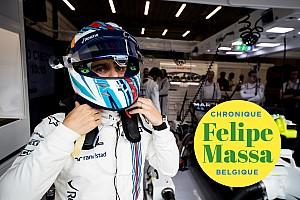 Formule 1 Chronique Chronique Massa - Une pénalité excessive à Spa qui laisse un goût amer
