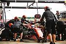 Alonso start paling belakang setelah pergantian komponen mesin Honda