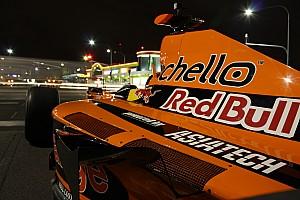 Video van geheime F1-demo in Adelaide vrijgegeven