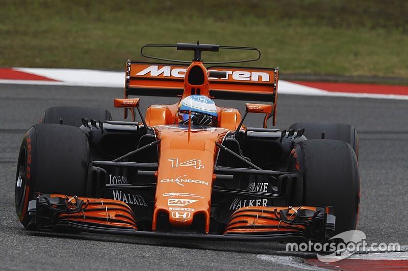 """Alonso : """"La 13e place est un cadeau divin"""""""