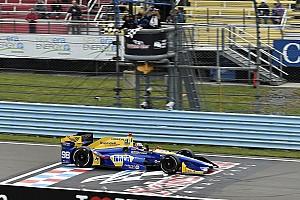 IndyCar Résumé de course Course - Rossi gagne, Newgarden perd gros!