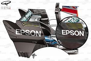 Formel 1 Analyse F1-Technik: Die Monza-Kniffe der Topteams beim GP Italien