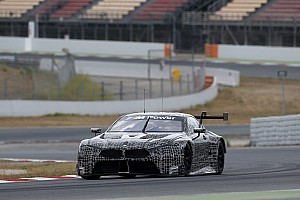 WEC Nieuws Catsburg test BMW M8 GTE en hoopt op racestoeltje