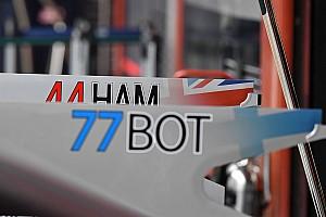 Fórmula 1 Galería Galería: Los nuevos números y nombres en los monoplazas