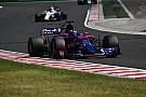 Toro Rosso erwartet von F1-Pilot Daniil Kvyat mehr Disziplin