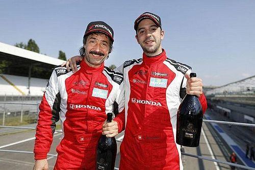 ETCC Monza: Sebastian Vettel fand mehr Gnade als das Rikli-Team