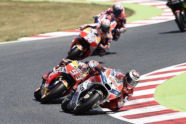 MotoGP Lorenzo: Agressividade de Márquez comprometeu corrida