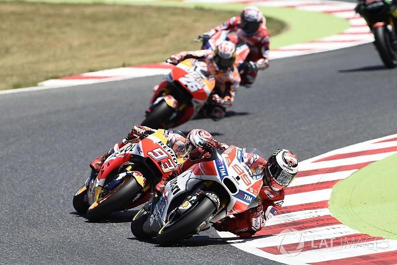 """【MotoGP】マルケス、ロレンソは今年中に優勝できると""""復活""""を確信"""