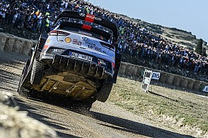 WRC Son dakika Neuville, Ogier ile farkı kapatmaktan memnun