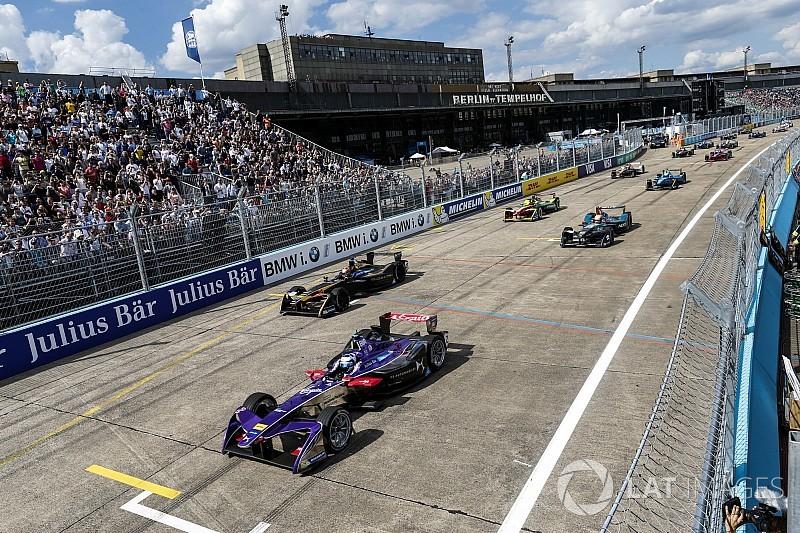 Збільшення потужності у гонці для Формули E «вкрай позитивно»