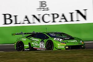 Blancpain Sprint Репортаж з кваліфікації BSS у Брендс-Хетчі: екіпаж на Lamborghini виграв кваліфікацію