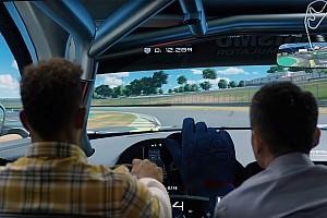 eSports Самое интересное Как правильно ездить на «Нюрбургринге»? Видеоурок от Хэмилтона