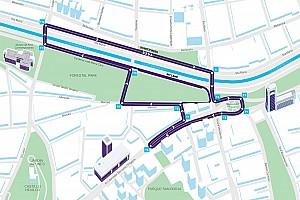 Formula E Ultime notizie Eliseo Salazar ha inaugurato la pista di Santiago