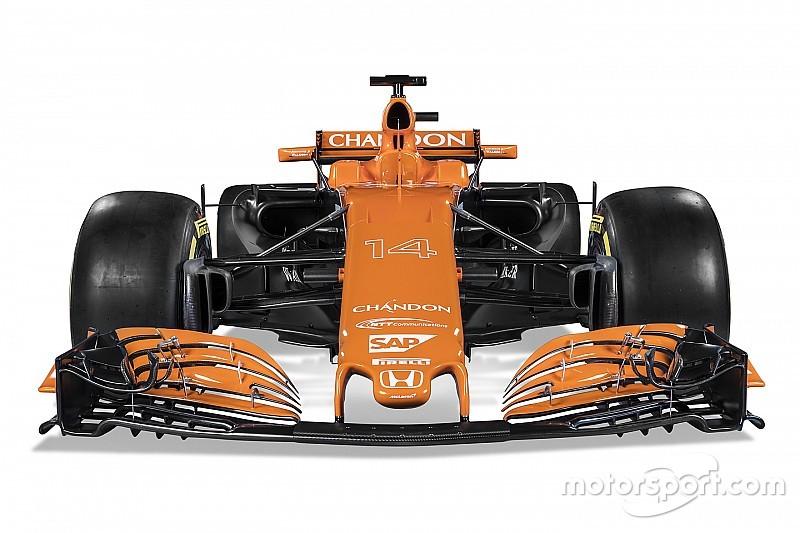 Технический анализ: первый взгляд на McLaren MCL32