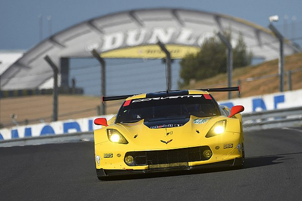 Le Mans Corvette conferma la formazione per Le Mans: c'è anche Rockenfeller