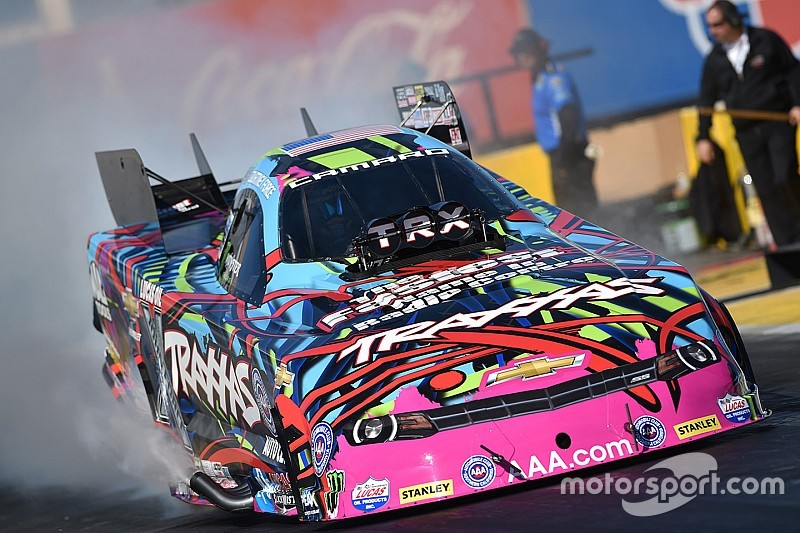 Courtney Force enters 2016 season with high hopes