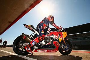 Superbike-WM News Stefan Bradl: Leon Camier ist der richtige Fahrer für Honda