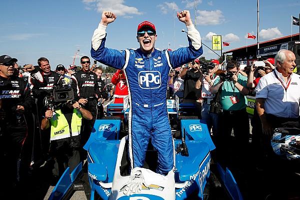 IndyCar Championnat - Newgarden prend la tête