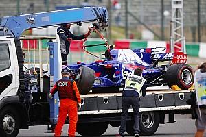 Sainz dikenai penalti mundur 20 grid di Suzuka