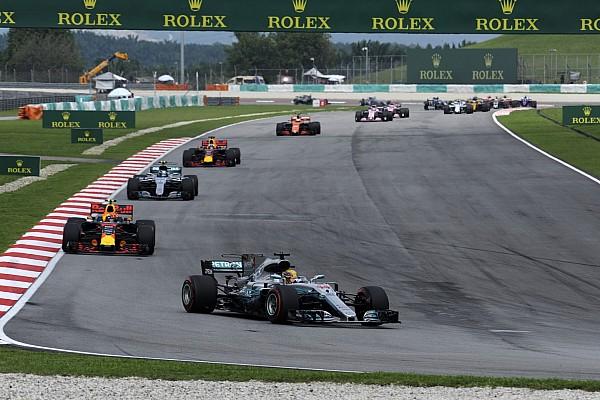 Technique - Les nouveautés refusées par Lewis Hamilton à Sepang