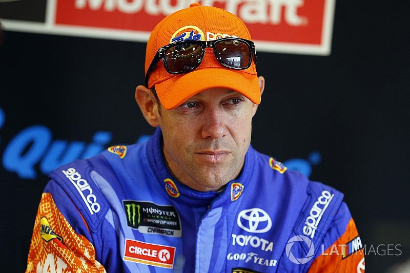 Matt Kenseth leads opening Cup practice from Pocono