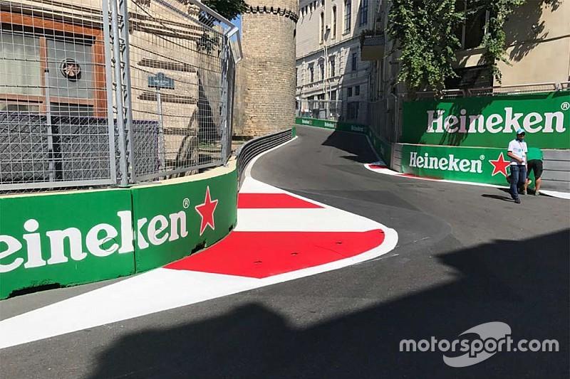 FIA: cambiato il cordolo della curva 8 alla chicane del Castello