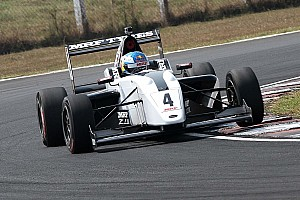 Indian Open Wheel Race report Chennai MRF Challenge: Newey takes lights-to-flag win in Race 1