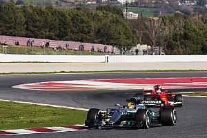 Barcelone, J3 - Mercedes et Ferrari font tomber les chronos