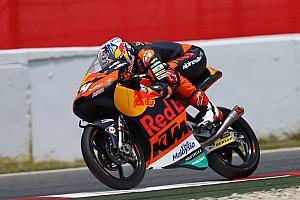 Moto3 Verslag vrije training Martin neemt macht over in tweede training, P10 Bendsneyder