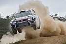 Australia WRC: Mikkelsen leads after opening loop