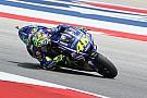 MotoGP 2017 in Austin: Valentino Rossi spricht von Aufwärtstrend