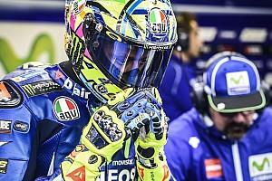 MotoGP Новость Падение темпа Yamaha поставило Росси в тупик