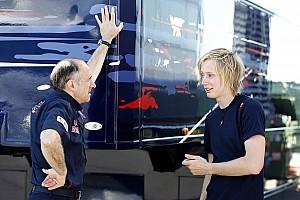 Hartley llamó a Marko cuando Porsche anunció su salida del WEC