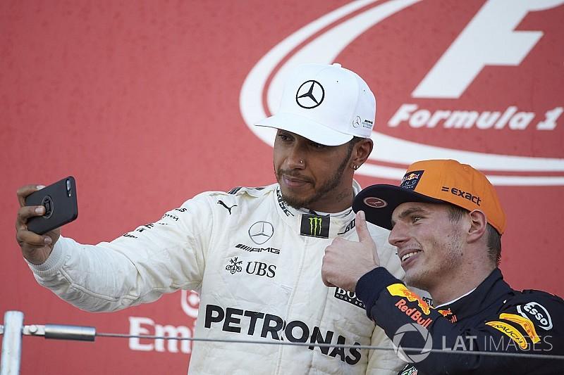 Verstappen, Mercedes gibi