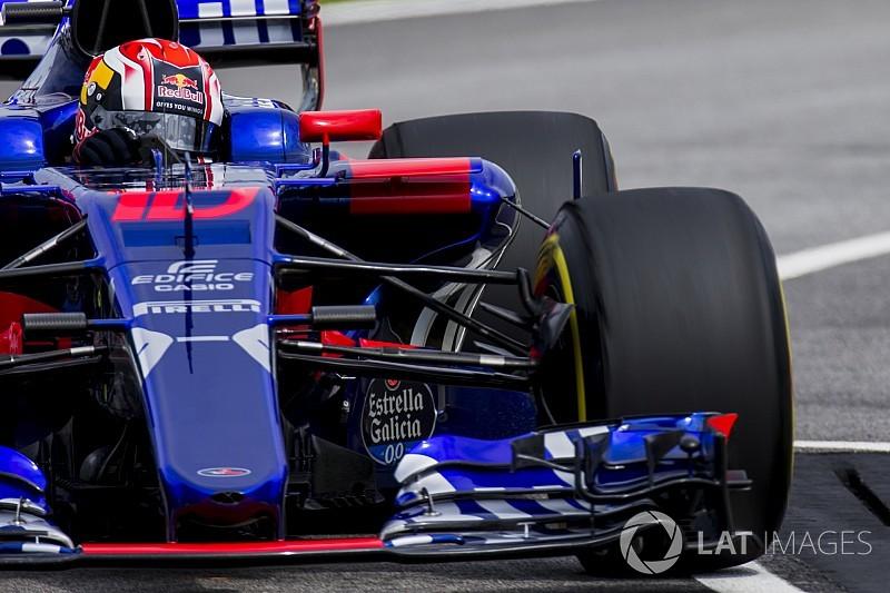 """Gasly celebra estreia na F1, mas avisa: """"Preciso de tempo"""""""