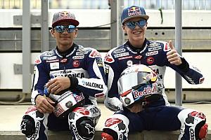 Moto3 Breaking news Martin berlibur, Di Giannantonio sibuk balapan